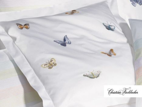 Постельное белье Christian Fischbacher luxury Night Butterfly